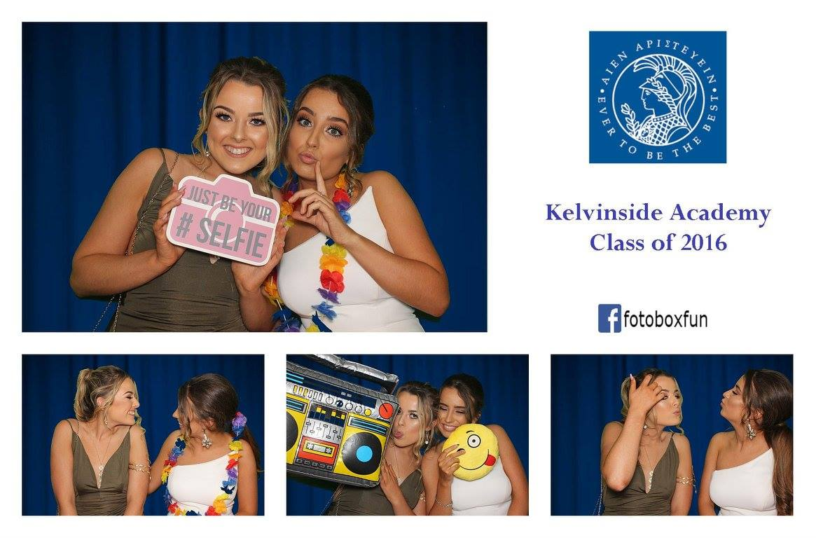 graduation and prom Photo Booth