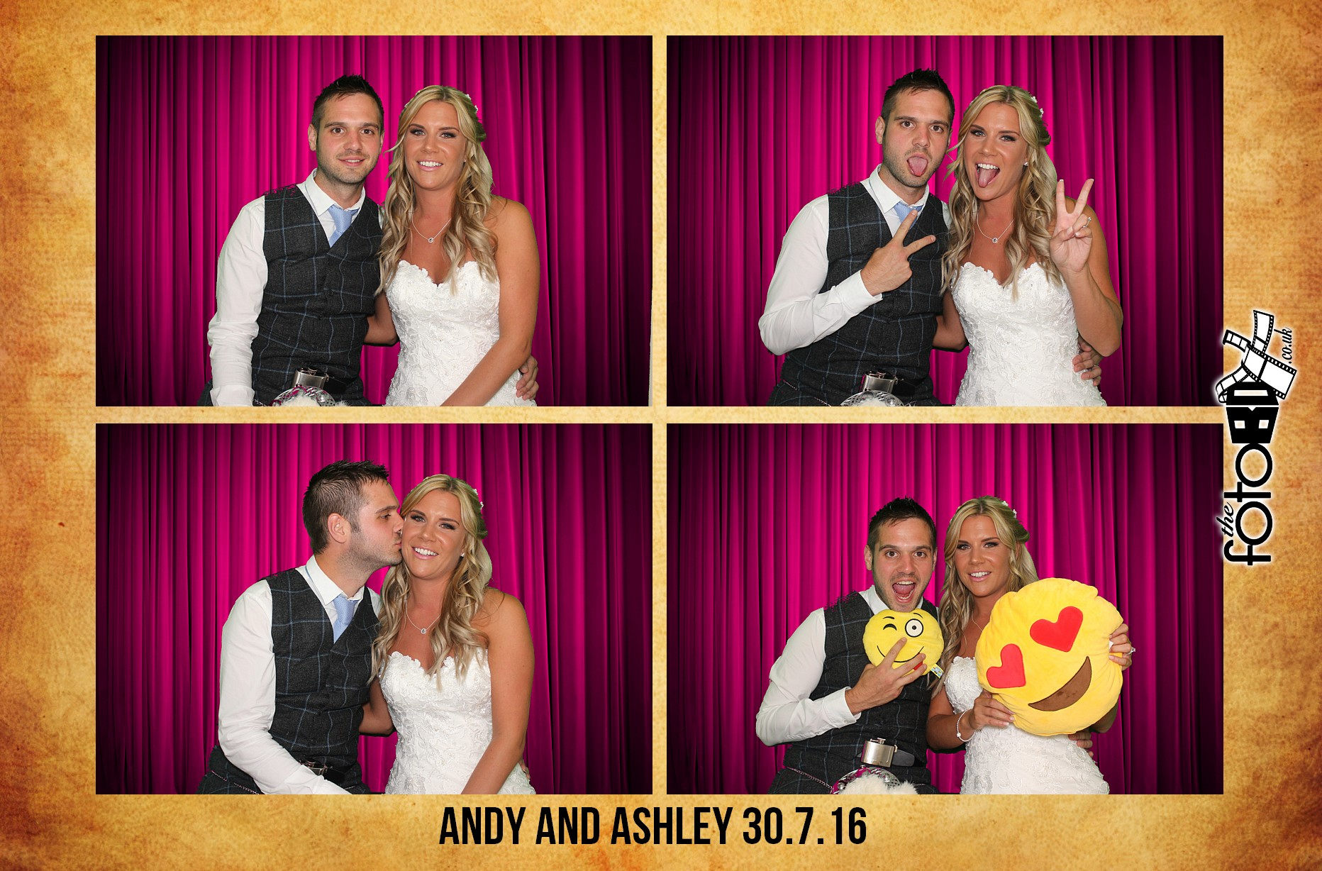 Ashley & Andy